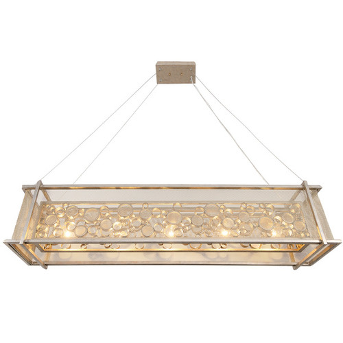 Varaluz Fascination 5-Light Zen Gold Linear Pendant