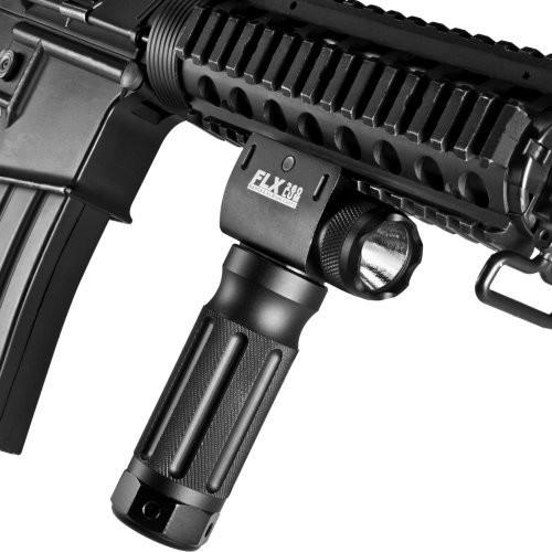 BARSKA 260 Lumen FLX Flashlight with Tactical Grip