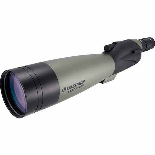 Celestron 52257 Ultima 100 Straight Spotting Scope [Ultima 100 - Straight]