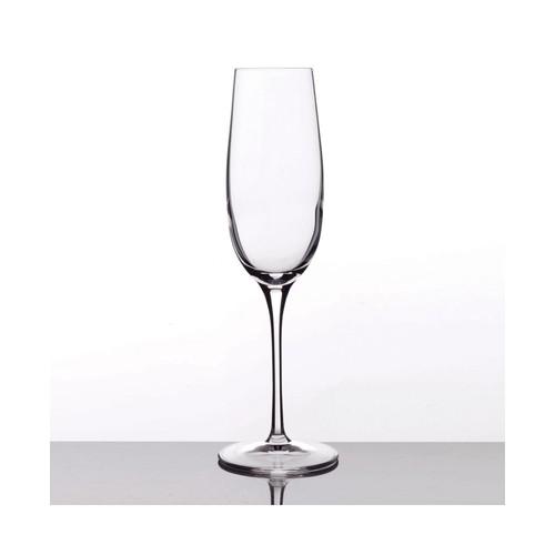 Luigi Bormioli SON.hyx Crescendo Champagne Flutes Set of 4