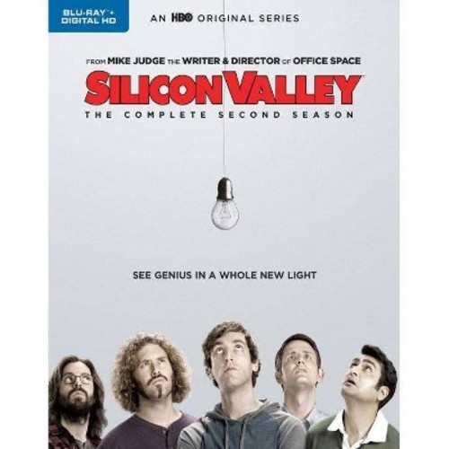 Silicon Valley: The Complete Second Season [Blu-ray] [2 Discs]