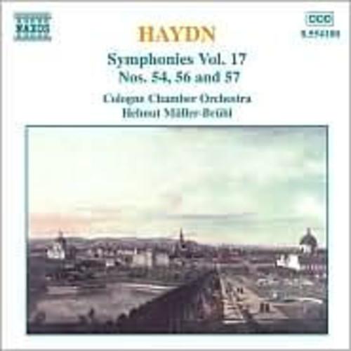 Haydn: Symphonies Nos. 54, 56 & 57