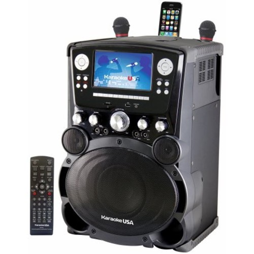 DVD CDG MP3G Karaoke Player