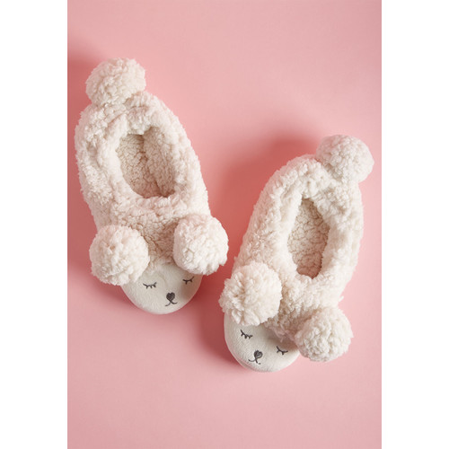 Get Some Beauty Sheep Slippers