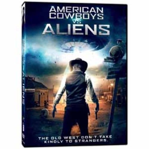 American Cowboys Vs. Aliens [DVD]