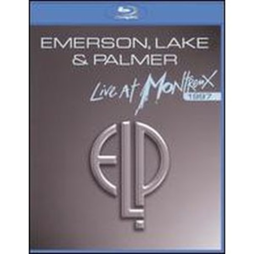 Emerson, Lake & Palmer: Live at Montreux, 1997 [Blu-ray] WSE DHMA/2/DD5.1