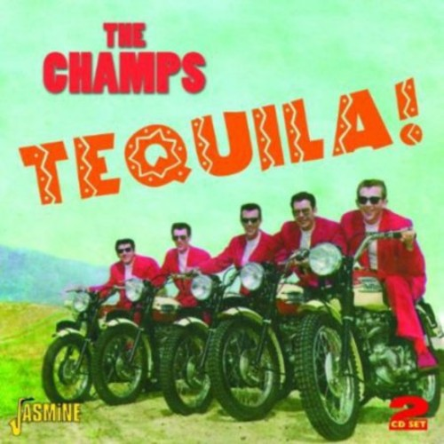 Tequila! [CD]
