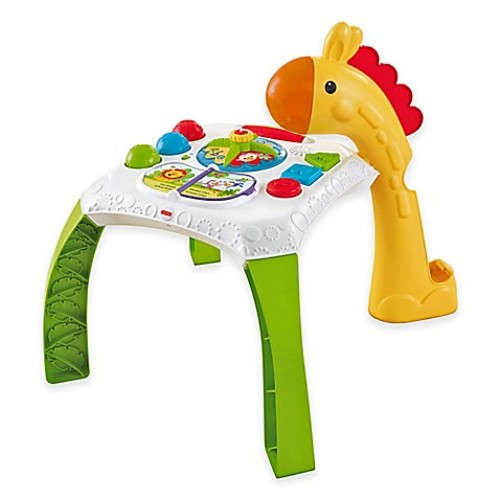 Fisher-Price Animal Friends Learning Table