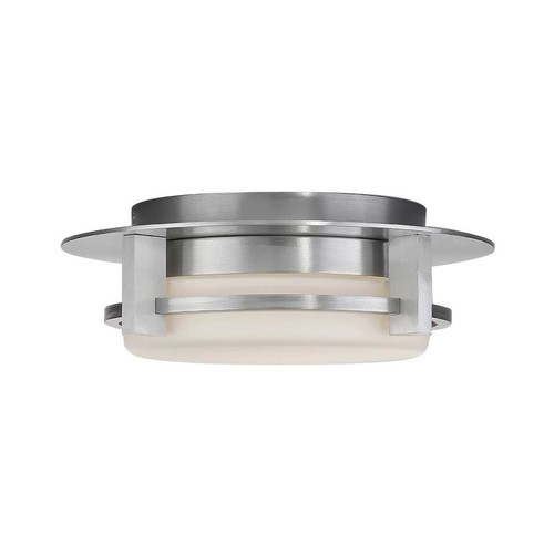 Compass Outdoor Wall / Ceiling Light [Finish : AL - Brushed Aluminum]