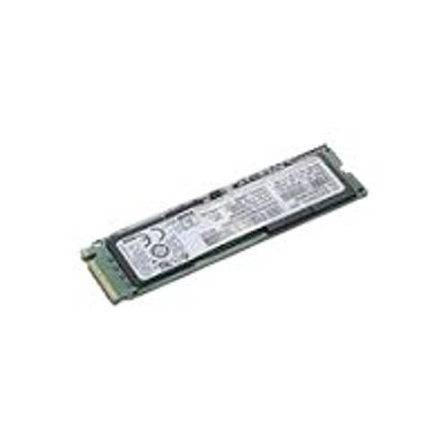 Lenovo ThinkPad - Solid state drive - 512 GB - internal - M.2 - SATA - for Thinkpad 13 Chromebook; ThinkPad P50; P70; T460s; X1 Carbon; X1 Yoga; ThinkPad Yoga 260 (4XB0K48501)