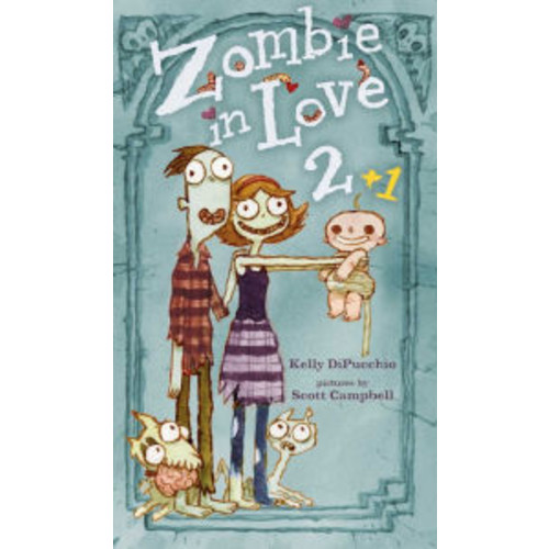 Zombie in Love 2 + 1: with audio recording