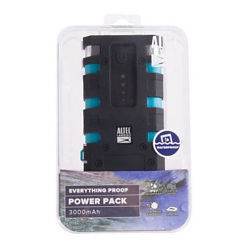 Altec Lansing Rugged Powerbank For USB Devices, Blue