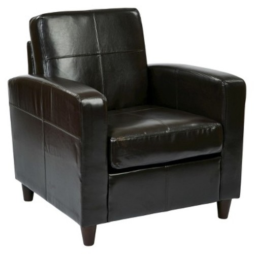 Venus Club Chair Eco Leather - Office Star