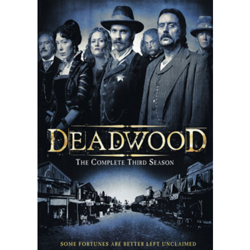 Deadwood-complete 3rd Season [dvd/6 Disc/ws/eng-fr-sp Sub] (hbo Home Video)