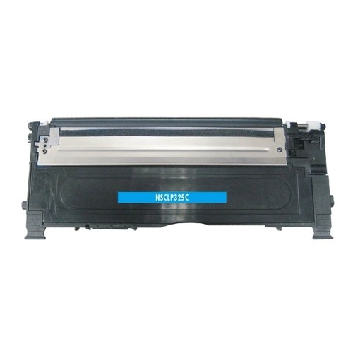 Insten Premium Cyan Color Toner Cartridge CLT-C407S for Samsung CLP-320/ 325