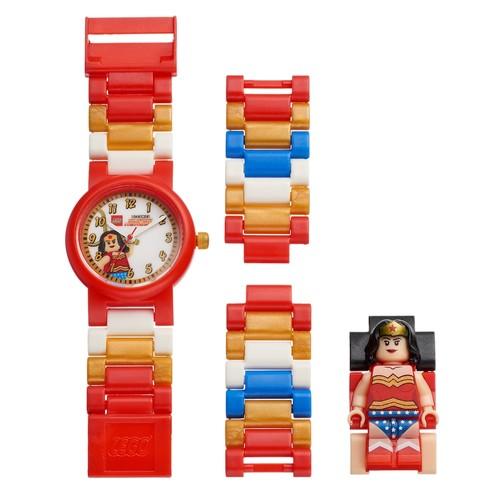 LEGO Super Hero Watch - Wonder Woman