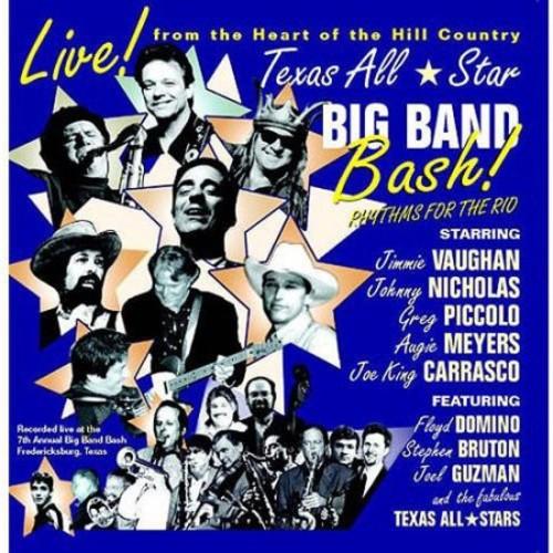 Texas All-Star: Big Band Bash [CD]