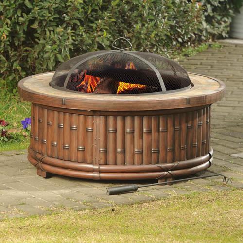 Sunjoy Fire Pits & Fire Tables