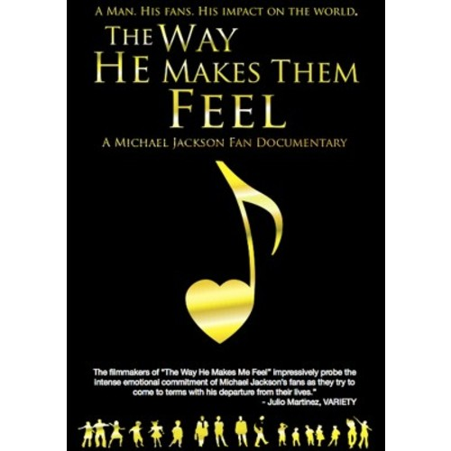 The Way He Makes Them Feel: Michael Jackson Fan Documentary (dvd_video)