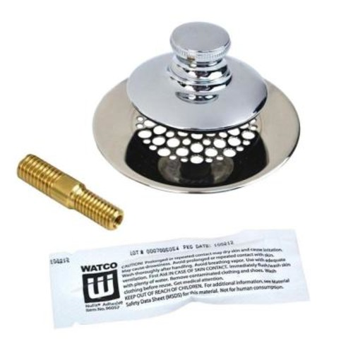 Watco UnivNuFit-PP-Silicone and Combo Pin, Chrome Plated