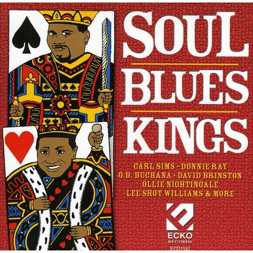 Soul Blues Kings [CD]