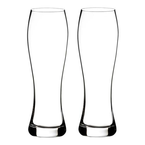 Elegance Lager Glasses, Set of 2