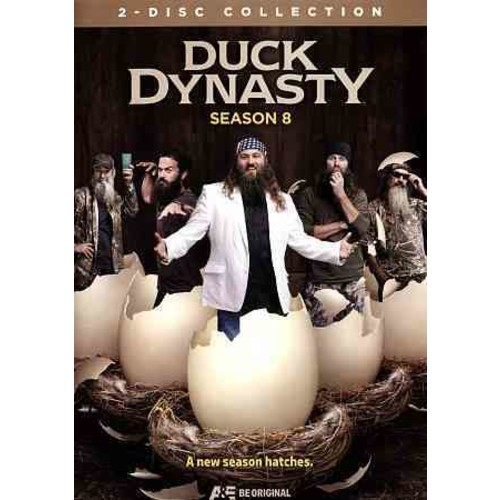 Duck Dynasty: Season 8 (DVD)