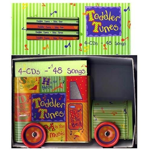 Toddler Tunes CD (2004)