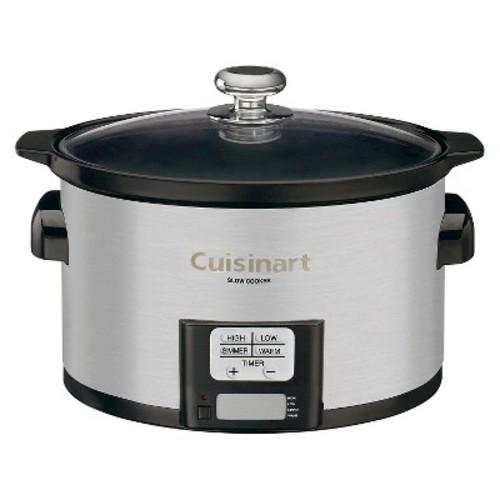 Cuisinart 3.5-qt. Programmable Slow Cooker PSC350