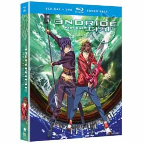 Endride: Part One [Blu-Ray] [DVD]