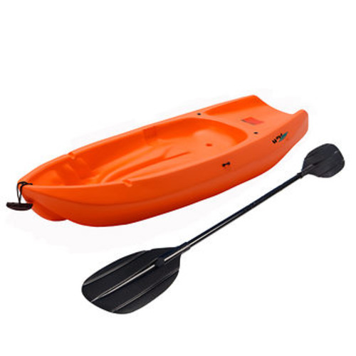 Lifetime 6' Wave Youth Kayak with Paddle - Orange