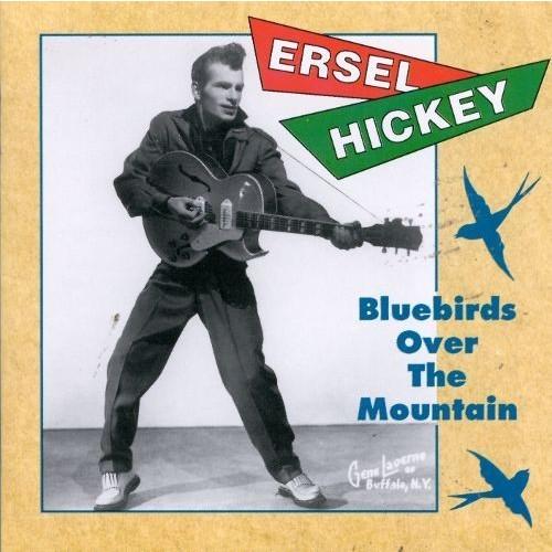Bluebirds Over the Mountain [CD]