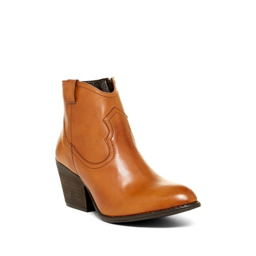 Brandy Ankle Cowboy Boot