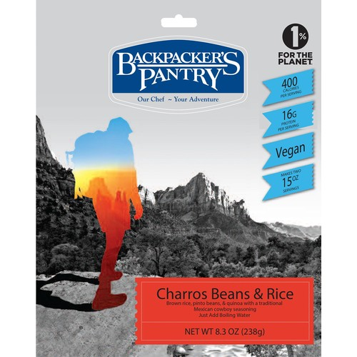Mexican Cowboy Beans and Brown Rice - 2 Servings