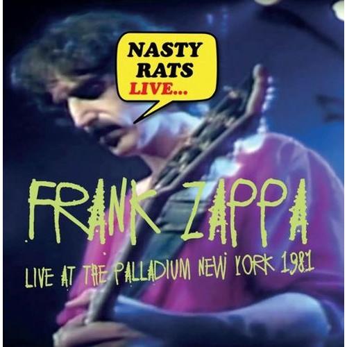 Nasty Rats Live... Live at the Palladium New York 1981 [CD]