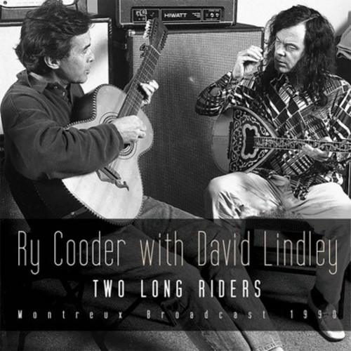 Ry Cooder - Two Long Riders (CD)