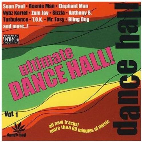 Ultimate Dance Hall Vol 1 CD (2005)