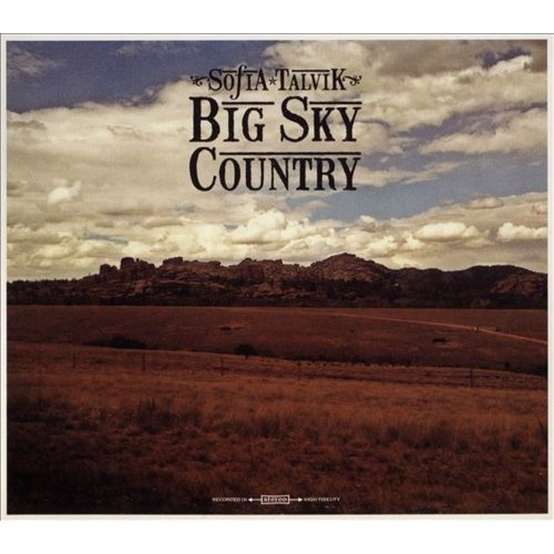 Big Sky Country [CD]
