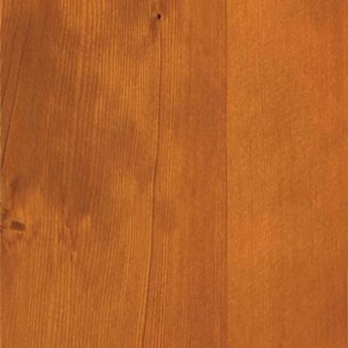 Clopay 4 in. x 3 in. Wood Garage Door Sample in Hemlock with Cedar 077 Stain