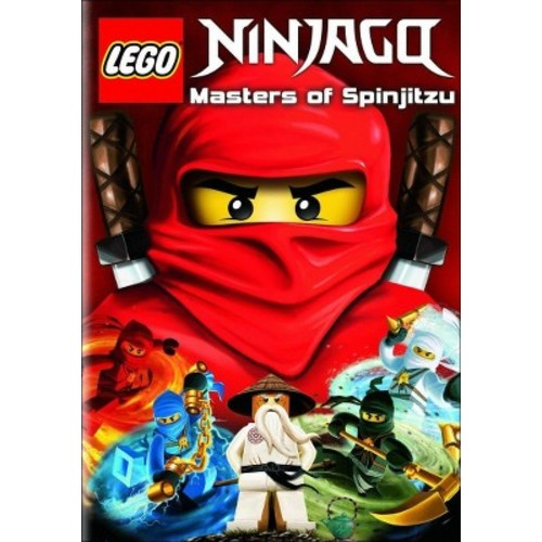 LEGO: Ninjago - Masters of Spinjitzu