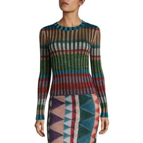 MISSONI Striped Knit Pullover