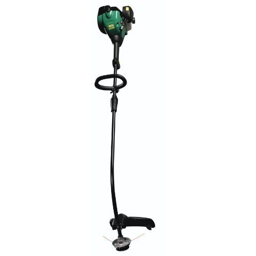 WeedEater 967184401 W25CFK Curved Shaft Gas Trimmer, 25cc