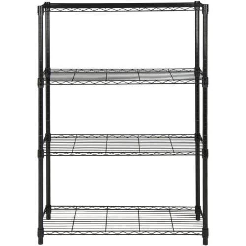 Safavieh Happimess Bravo 4-Tier Wire Shelf, Multiple Colors