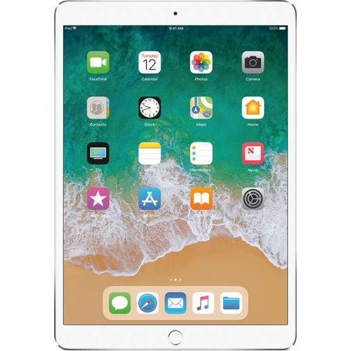 Apple - 10.5-Inch iPad Pro (Latest Model) with Wi-Fi - 64GB - Silver