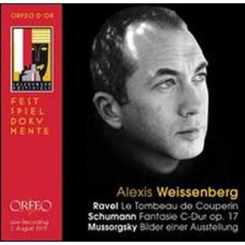 Alexis Weissenberg CD (2013)