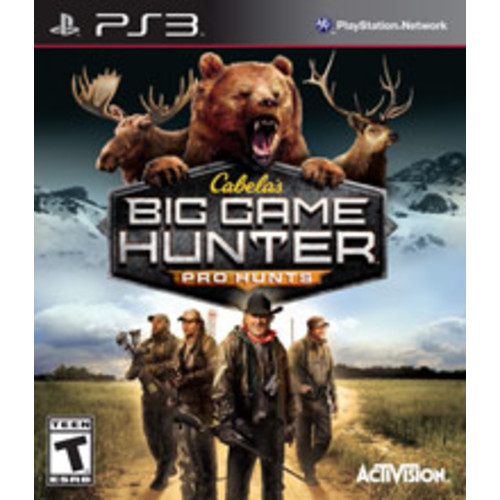 Cabela's Big Game Hunter: Pro Hunts [Pre-Owned]