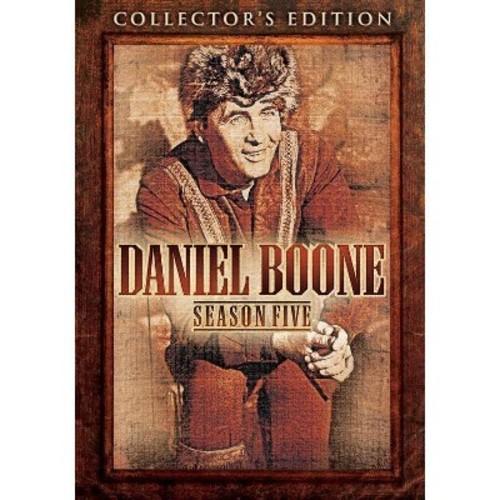 Daniel Boone:Season Five (DVD)