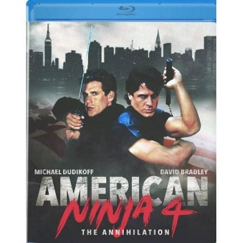 American Ninja 4: The Annihilation [Blu-ray] [1991]