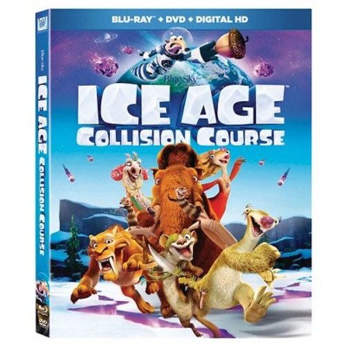 Ice Age 5 - Collision Course (Blu-ray/DVD + Digital HD)
