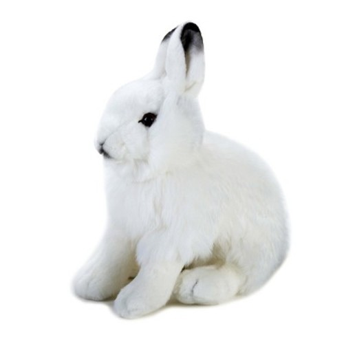 Lelly National Geographic Arctic Hare Hand Puppet